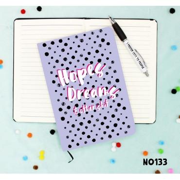 Hope & Dreams Notebook