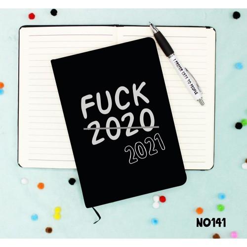 Fuck 2020 Notebook
