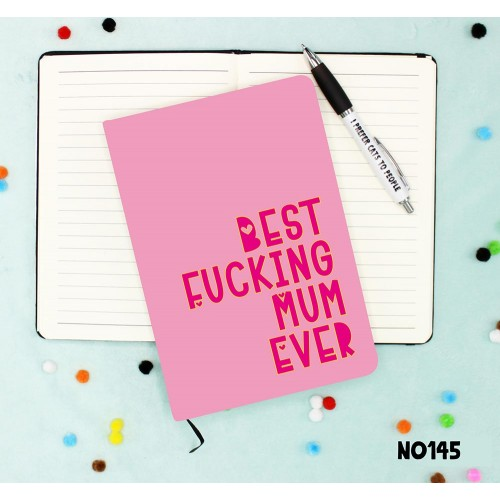 Best Mum Notebook