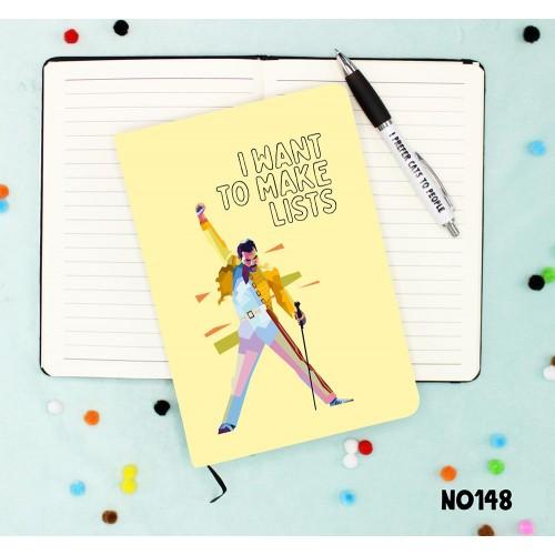 Make Lists Notebook