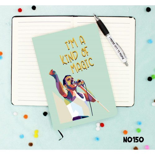 Kind Of Magic Notebook