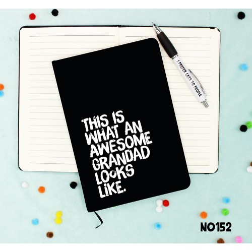 Awesome Grandad Notebook