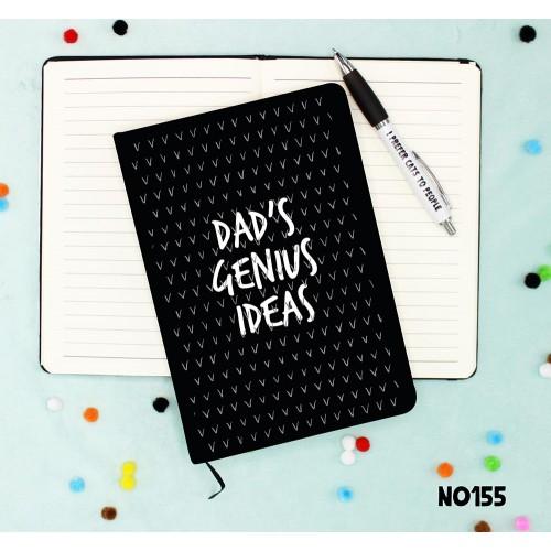 Dad's Ideas Notebook