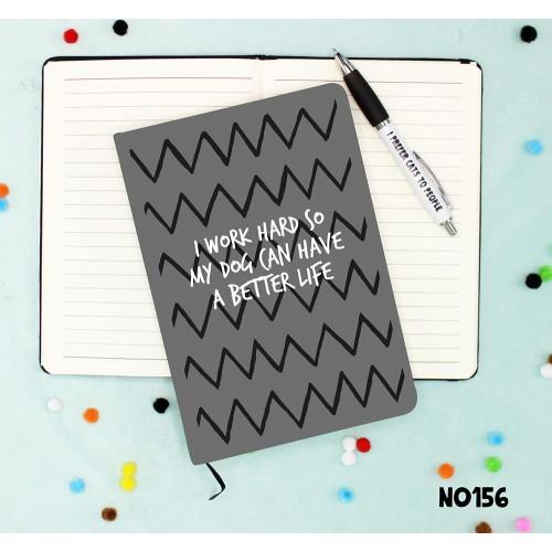 Cat Life Notebook