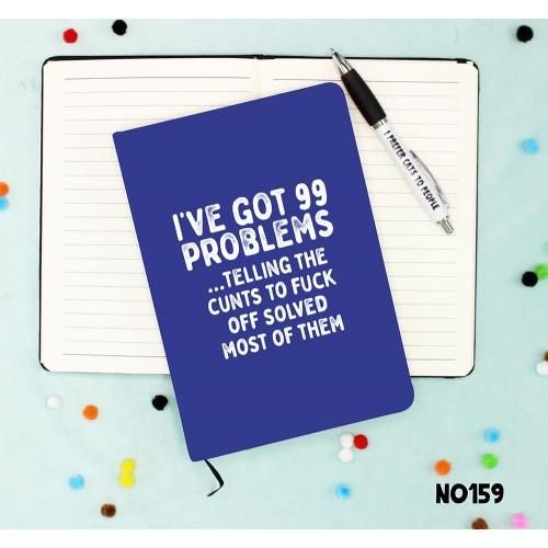 99 Problems Notebook