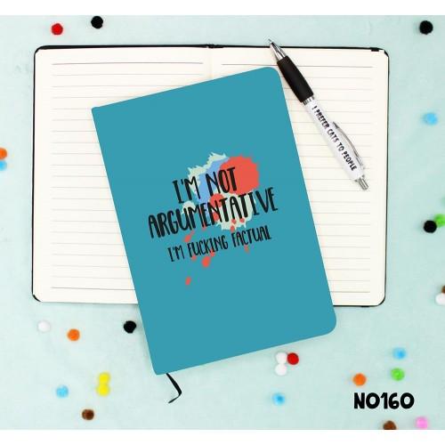 Argumentative Notebook