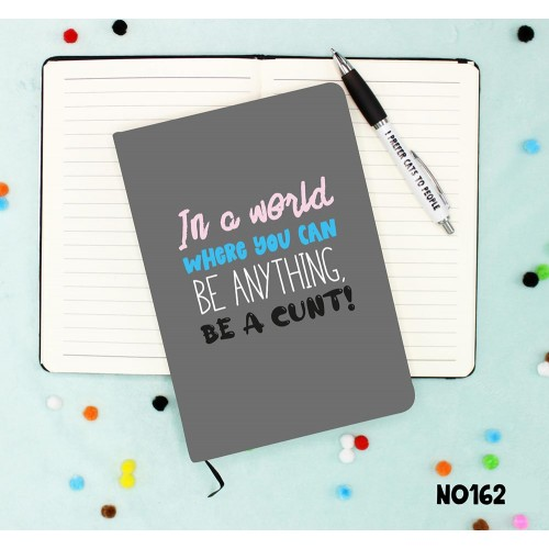 In a World Notebook