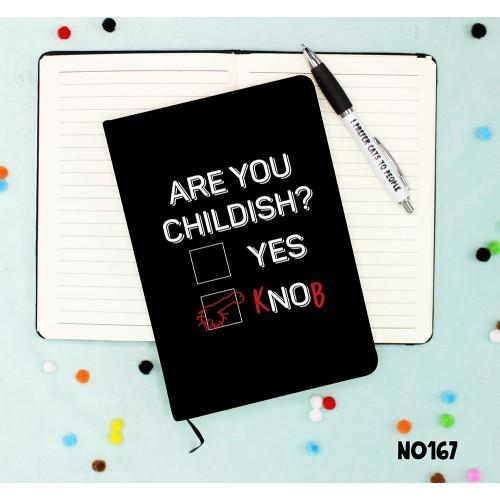 Childish Notebook