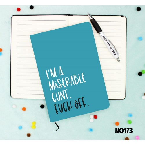 Miserable Notebook