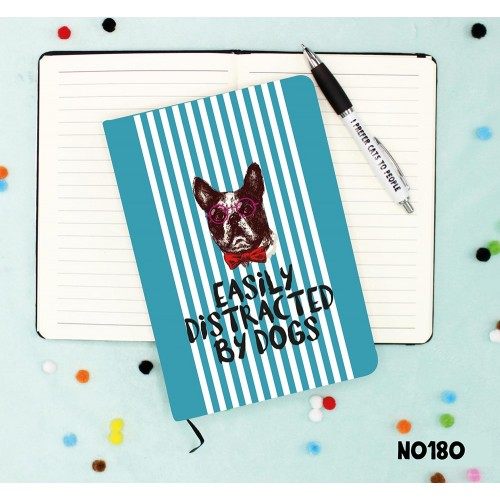 Easily Distracted Notebook