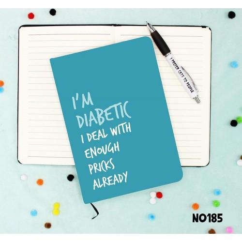Diabetic Notebook