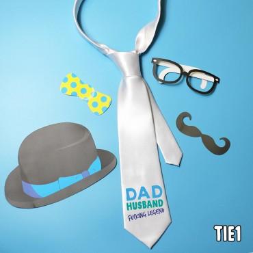 Dad Husband Tie