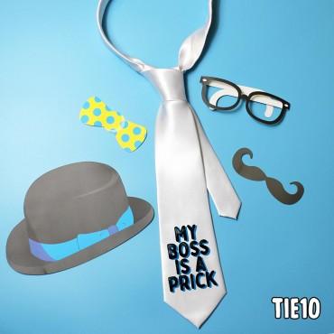 Prick Boss Tie