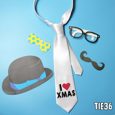 Love Xmas Tie