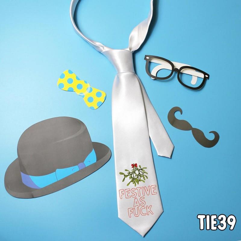 Festive AF Tie