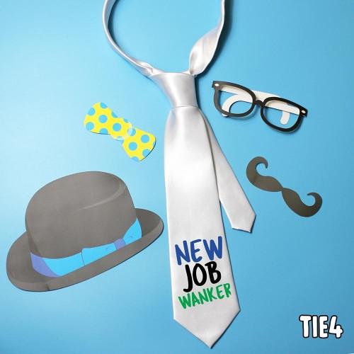 New Job Tie