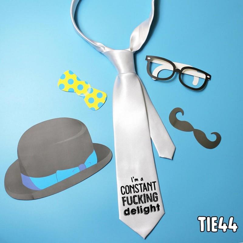 Constant Delight Tie