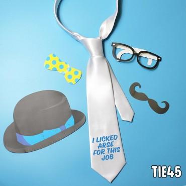 Licked Arse Tie