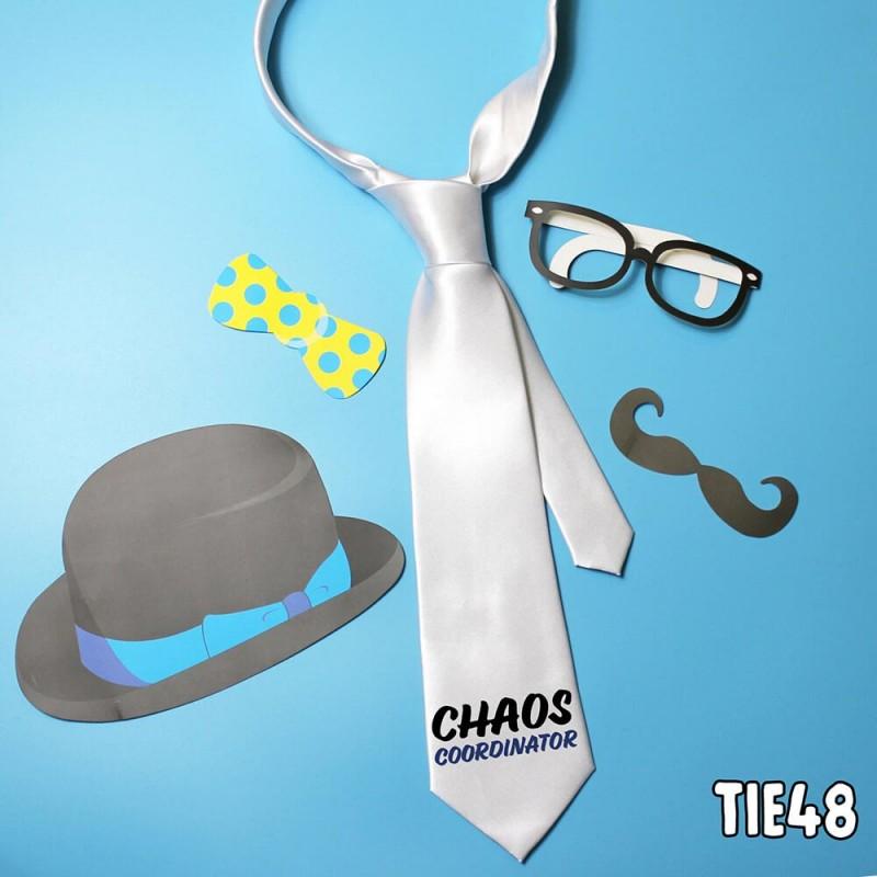 Chaos Coordinator Tie