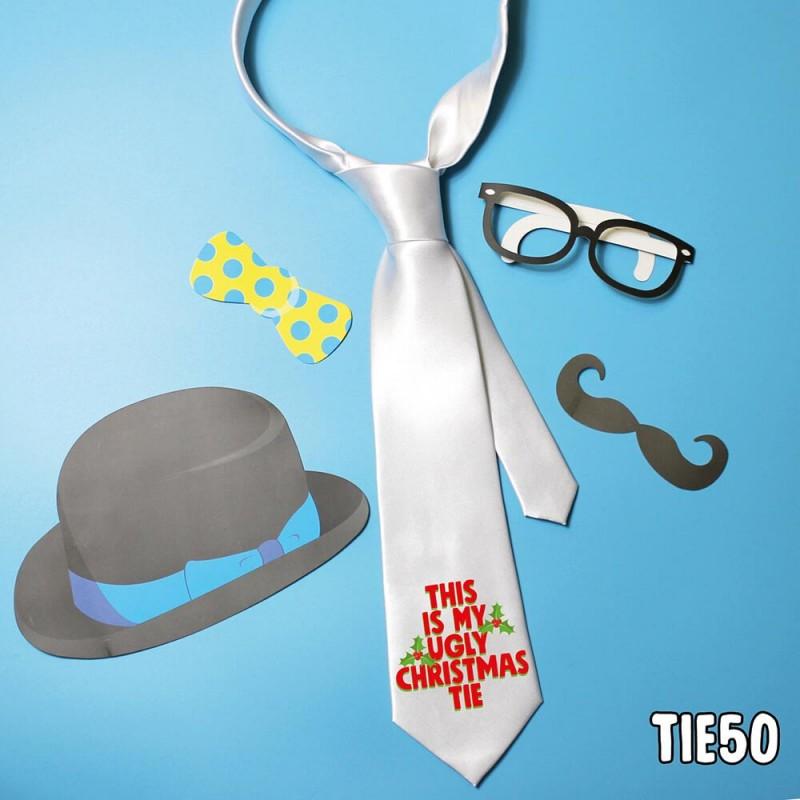 My Ugly Xmas Tie