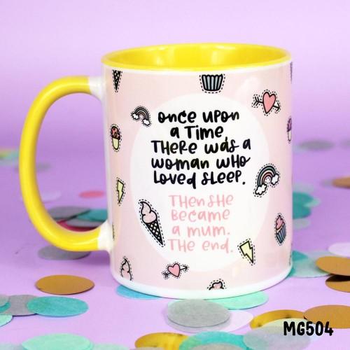 Became a Mum Mug