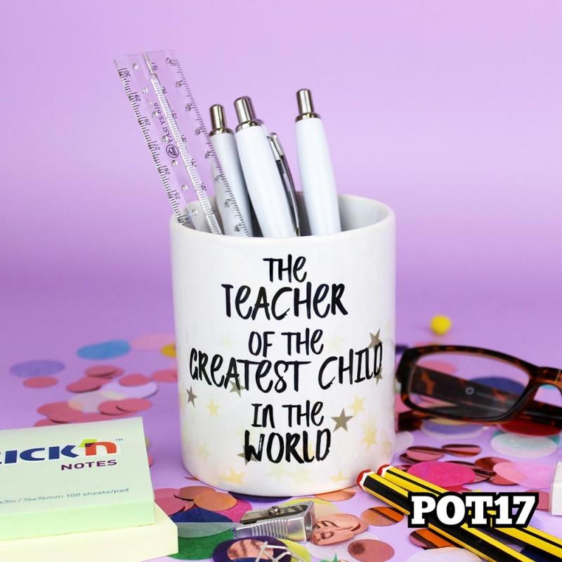 Best Teacher Pot