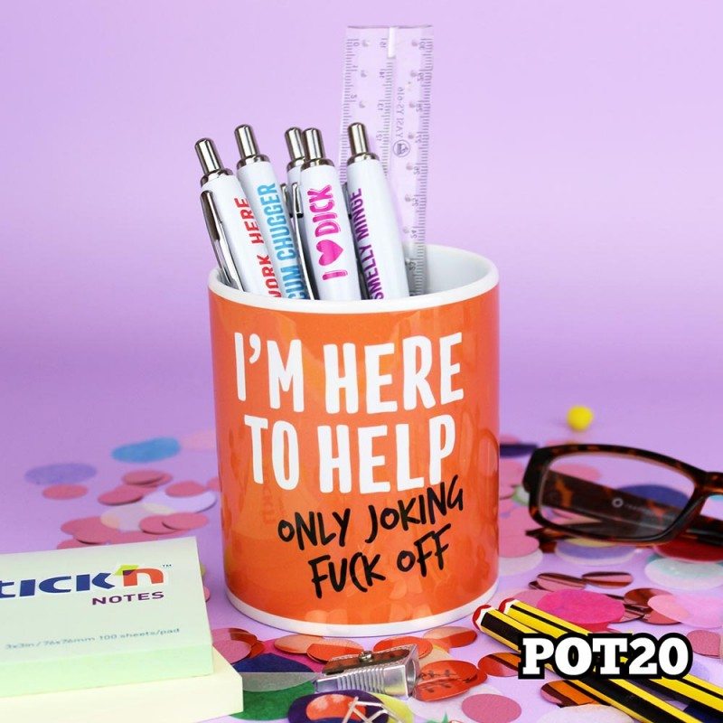 Here to Help Pot