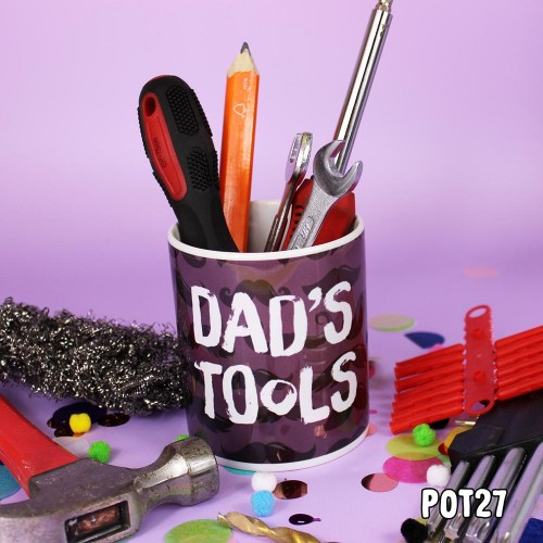 Dad's Tool Pot