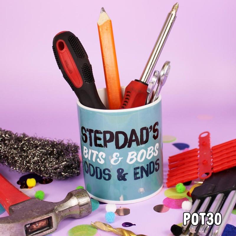 Stepdad's Bits & Bobs Pot