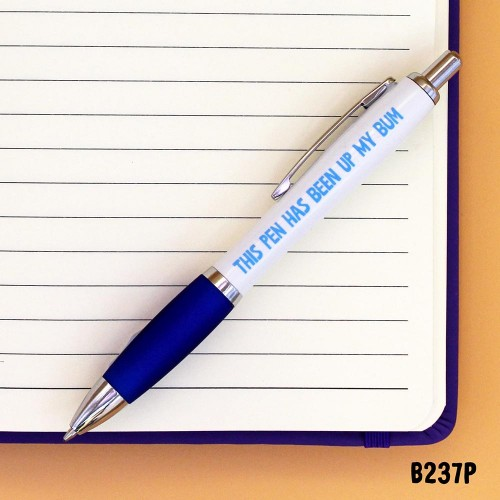 Up the Bum Pen