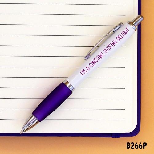 Fucking Delight Pen