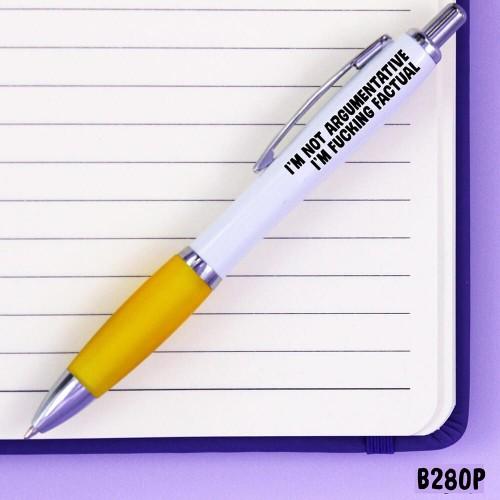 Factual Pen