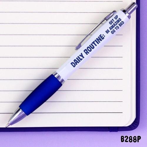 Daily Routine Pen