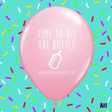 Baby Pink Bottle - PINK