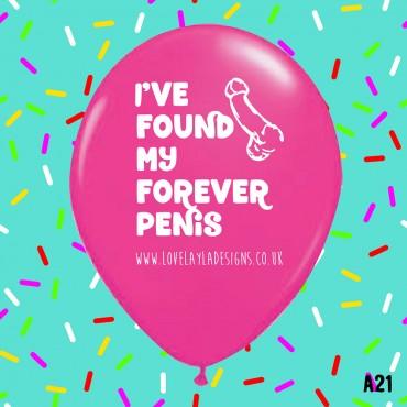 My Forever Penis
