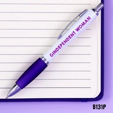 Gindependent Pen