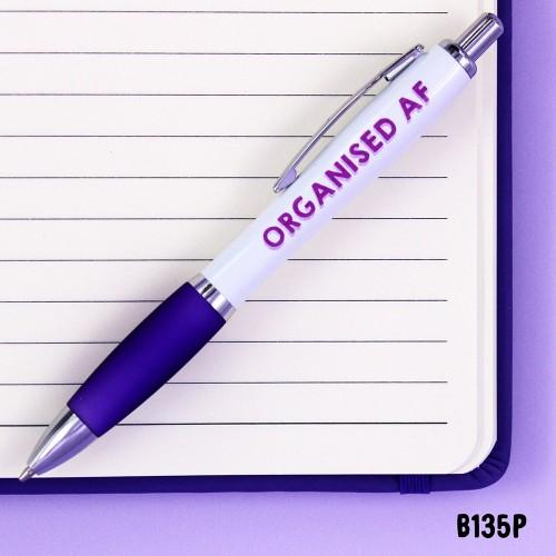 Organised AF Pen