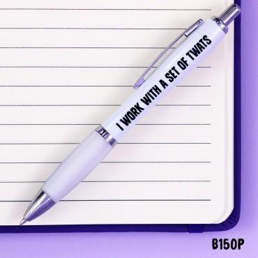 Set of Twats Pen