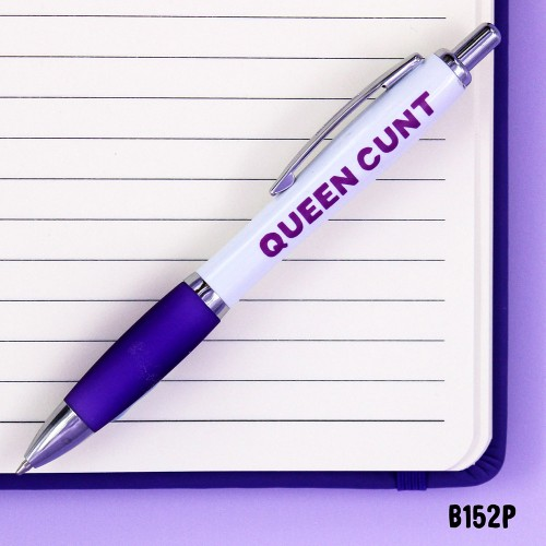 Queen Cunt Pen
