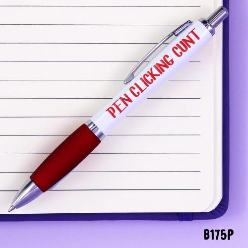 Pen Clicking Cunt Pen