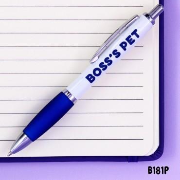 Boss's Pet