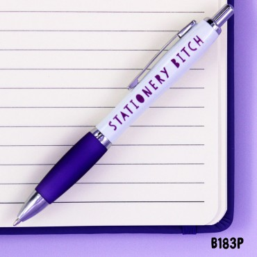 Stationery Bitch Pen