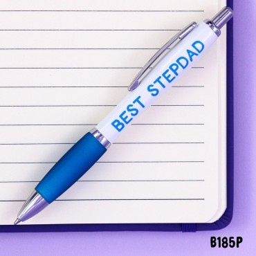 Best Stepdad Pen
