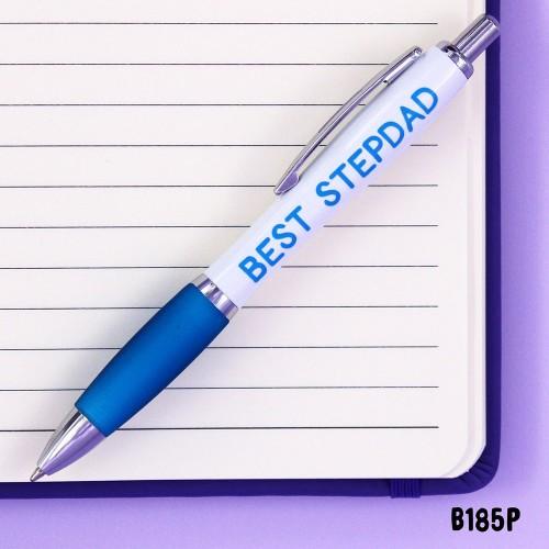 Best Stepdad Pen