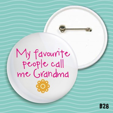 Fave Grandma
