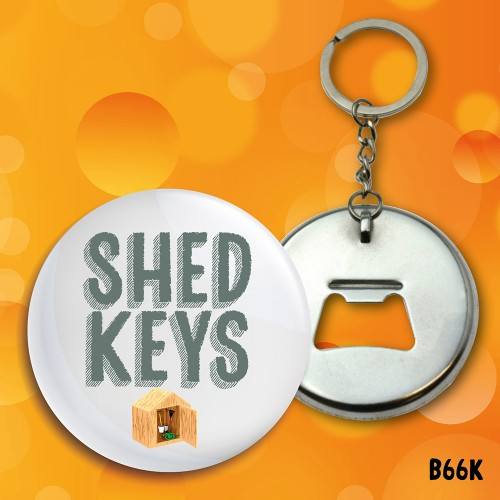 Shed Keys Bottle Opener
