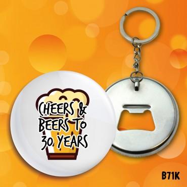 Cheers & Beers 30