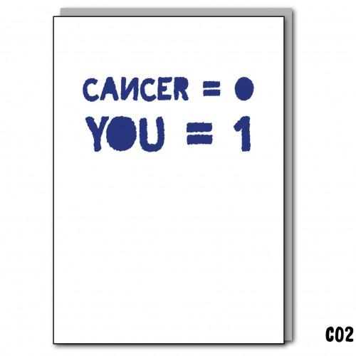Cancer = 0