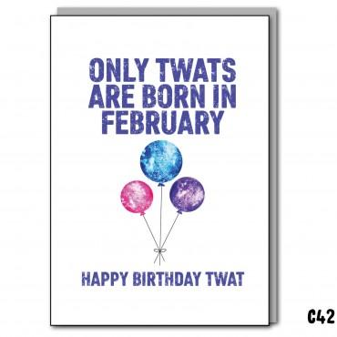 February Twat