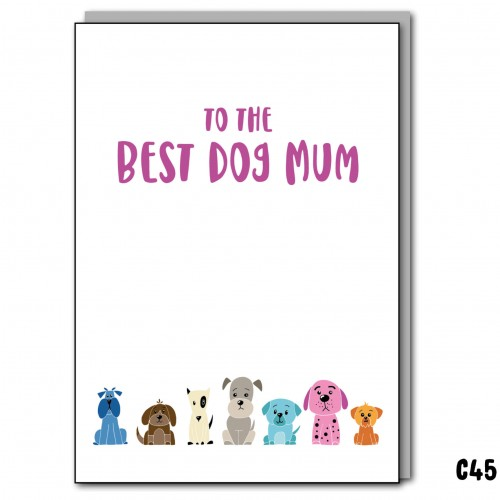 Best Dog Mum